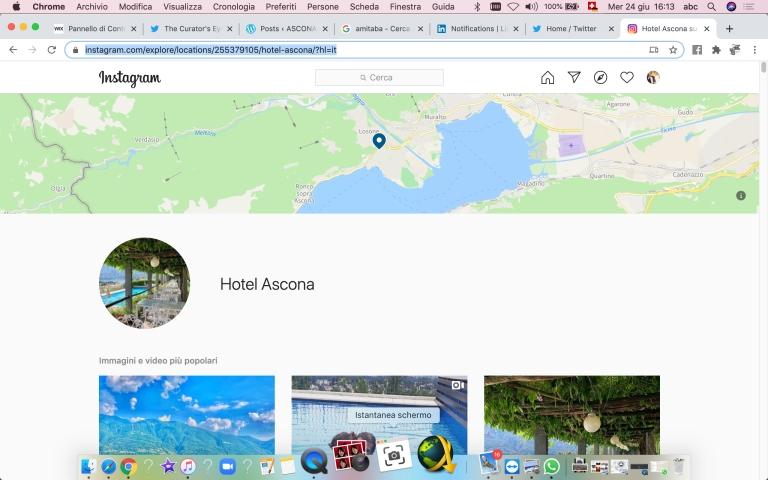 instagram hotel ascona